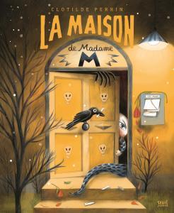 couverture La Maison de madame M.