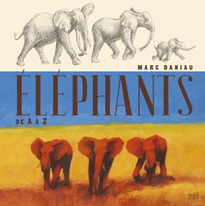 couverture Éléphants