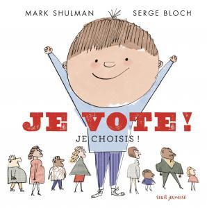 Couverture de l'ouvrage Je vote !