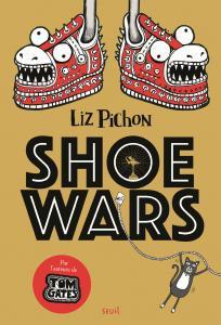 Couverture de l'ouvrage Shoe Wars
