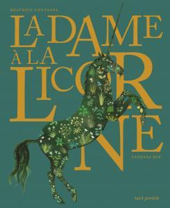 Couverture de l'ouvrage La Dame à la licorne