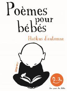 Couverture de l'ouvrage Haïkus d'automne