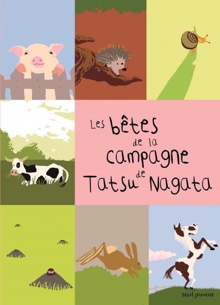 Couverture de l'ouvrage Les Bêtes de la campagne