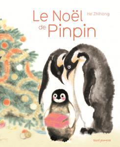 Couverture de l'ouvrage Le Noël de Pinpin
