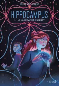 couverture Hippocampus, tome 1