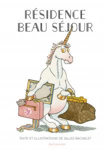 Couverture de l'ouvrage Résidence Beau Séjour