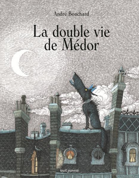 Couverture de l'ouvrage La Double vie de Médor