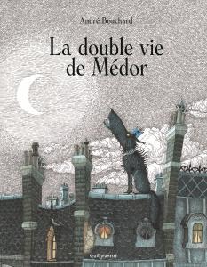 couverture La Double vie de Médor