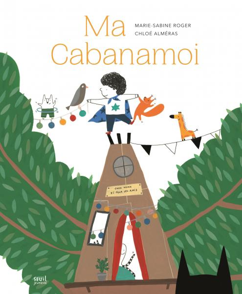 Couverture de l'ouvrage Ma Cabanamoi