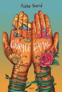 Couverture de l'ouvrage Le Courage d'Amal