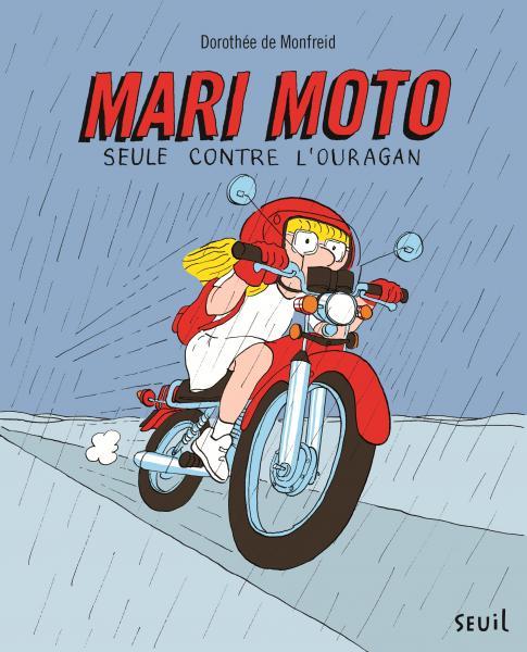 Couverture de l'ouvrage Mari Moto