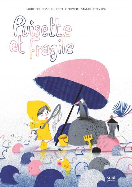 Couverture de l'ouvrage Puisette et Fragile