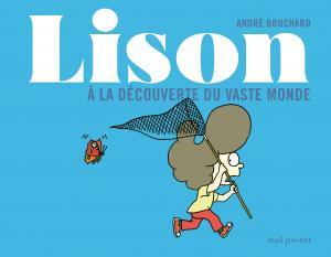 Couverture de l'ouvrage Lison