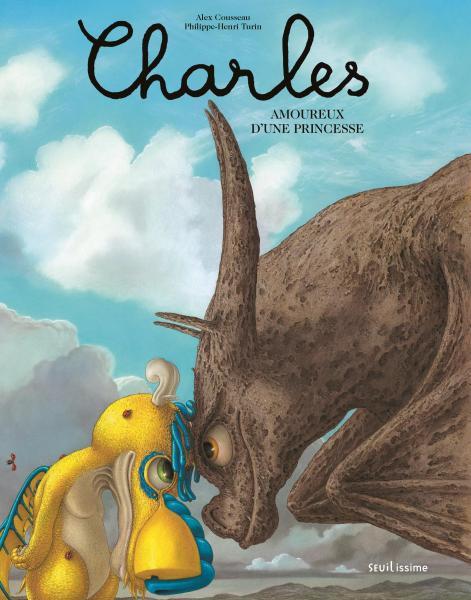 Couverture de l'ouvrage Charles amoureux d'une princesse