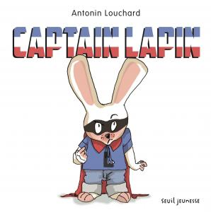 couverture Captain Lapin