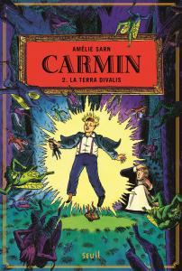 Couverture de l'ouvrage Carmin, tome 2