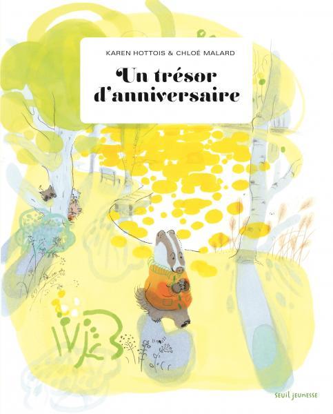 Couverture de l'ouvrage Un trésor d'anniversaire